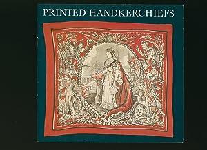 Printed Handkerchiefs: Schoeser, Mary