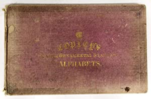 A Set of Alphabets Of all the: COPLEY, Frederick S.