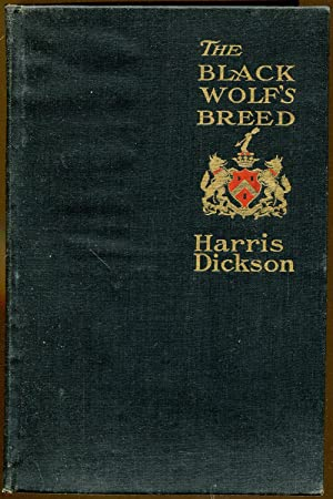 The Black Wolf's Breed: Dickson, Harris