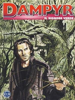 Dampyr #146 - Il signore verde: Boselli, Mauro; Cropera,
