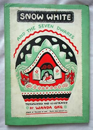 Seller image for Snow White and the Seven Dwarfs for sale by Scrivener's Books and Bookbinding