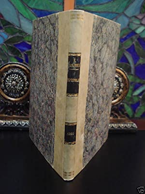 1520 P. Incunabula Saint Ignatius of Antioch / Polycarp of Smyrna Church Fathers: Ignatius st, bp. ...