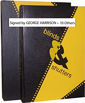 Blinds & Shutters [Signed by George Harrison,: Cooper, Michael