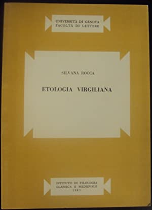 Etologia Virgiliana.: Rocca, Silvana