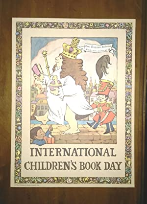 INTERNATIONAL CHILDREN'S BOOK DAY / POSTER: Sendak, Maruice