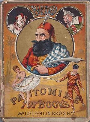 Bluebeard Pantomime Book: McLoughlin Bros.)