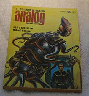 Analog Science Fiction / Science Fact ~: John W. Campbell