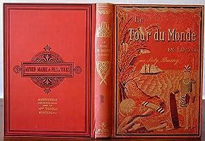 """Le tour du monde en famille - (Voyage de la famille Brassey dans son yacht """"Le Sunbeam"""", ..."""