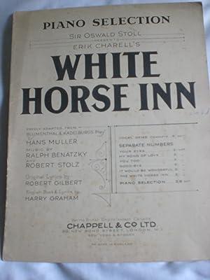 White Horse Inn - Piano selection: Charell, Erik &