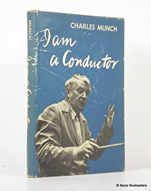 Charles Munch Conductor Abebooks