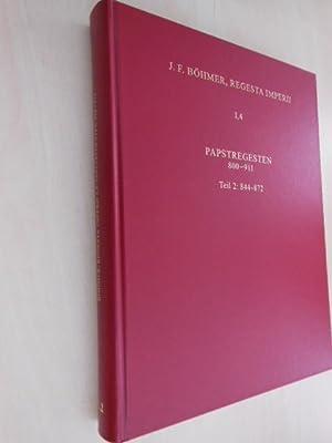 Regesta Imperii. I. Die Regesten des Kaiserreiches unter den Karolingern 751 - 918. Bd. 4: ...
