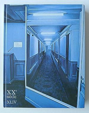 XXe Siècle - Nouvelle Série - XXXVIIe: XXe Siècle