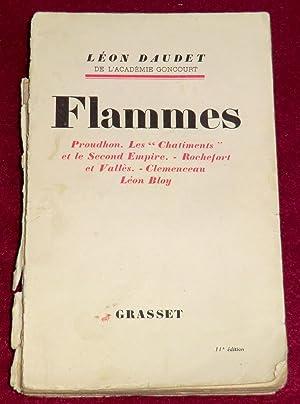 FLAMMES - Polémique et polémistes - Proudhon: DAUDET Léon