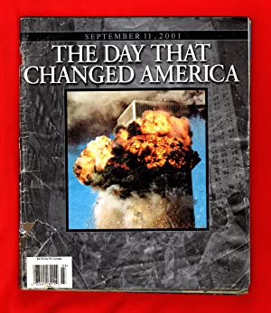 September 11,2001: The Day That Changed America / with Charles Schumer letter (AMI Specials Volum...