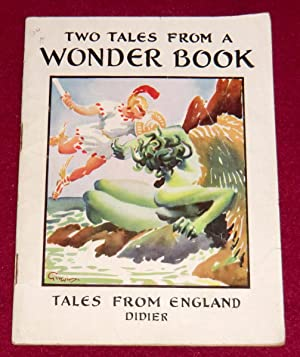 """TWO TALES FROM """"A WONDER BOOK"""" -: HAWTHORNE Nathaniel"""
