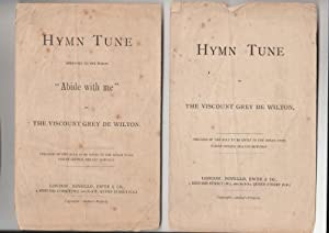 Two Hymn Tunes.