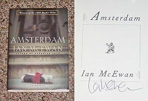AMSTERDAM - Scarce Fine Copy of The: McEwan, Ian
