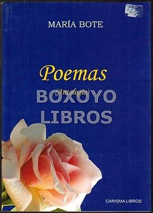 Poemas (Antología): BOTE, María