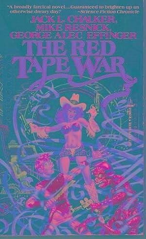 Bild des Verkäufers für THE RED TAPE WAR zum Verkauf von Fantastic Literature Limited