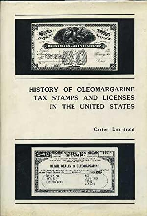 History of Oleomargarine Tax Stamps and Licenses in the United States