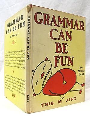 Grammar Can Be Fun WITH DJ: Leaf, Munro