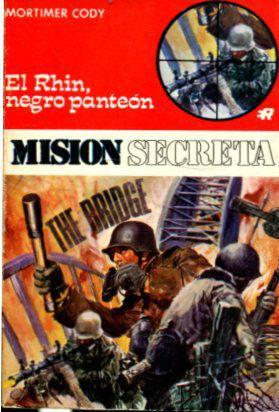 EL RHIN, NEGRO PANTEON.: CODY Mortimer.