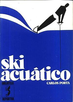 Imagen del vendedor de Ski Acuático a la venta por Livro Ibero Americano Ltda