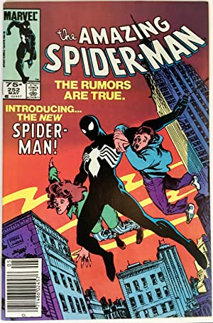 The AMAZING SPIDER-MAN No. 252 (May 1984: STERN, ROGER (plot)