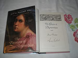 The Passion of Artemisia: SIGNED
