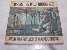 Where the Wild Things Are: Sendak, Maurice