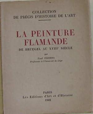La peinture flamande: Fierens Paul