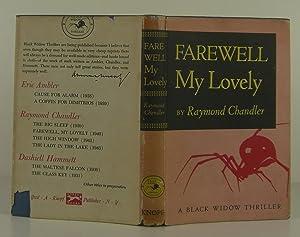Farewell My Lovely: Chandler, Raymond