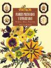 El libro de FLORES PRENSADAS Y ENMARCADAS: Anna Levada Luzzi