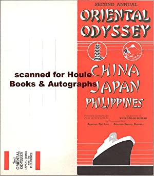 Oriental Odyssey: China Japan Philippines