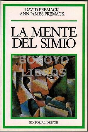 Seller image for La mente del simio for sale by Boxoyo Libros S.L.