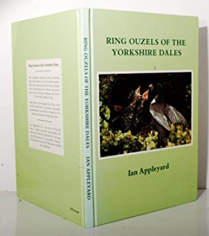 Ring Ouzels of the Yorkshire Dales.