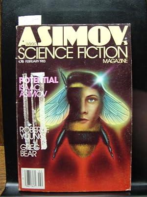 ISAAC ASIMOV'S SCIENCE FICTION - Feb, 1983: Martin Gardner ---