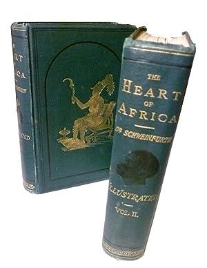 The heart of Africa, three years' travels: Schweinfurth George