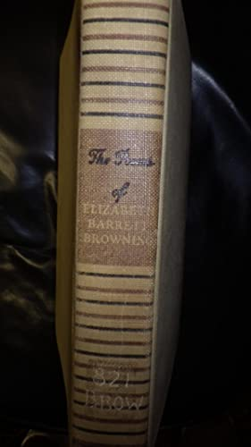 Complete Poetical Works of Mrs. Browning - 1900 Cambridge Edition. , Elizabeth Barrett Browning,The...