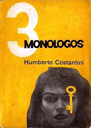 3 monólogos: Costantini, Humberto