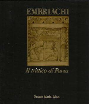 Embriachi. Il trittico di Pavia: Casalis, Laura (a