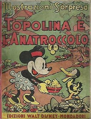 Topolina e l'anatroccolo: Disney, Walt (favola