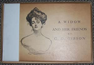 A Widow And Her Friends; Drawn by: Gibson, Charles Dana