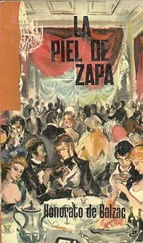 La piel de zapa: Balzac, Honorato de