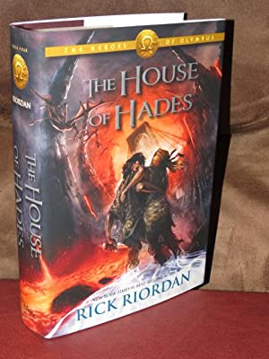 "The House Of Hades "" Signed "": Riordan, Rick"