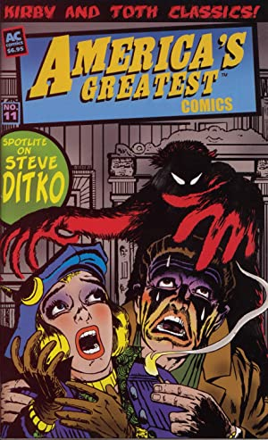 America's Greatest Comics No. 11 (Spotlite on: Black, Bill (Editor)