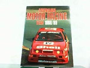 Australian Motor Racing Year 1988/89. No. 18: Wilson, Stewart: