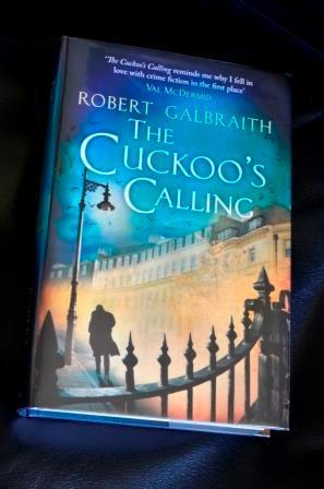 The Cuckoo's Calling - Fine 1st edition: Galbraith, Robert