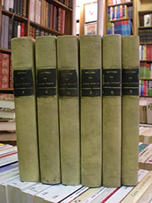 Oeuvres De Lord Byron (6 volumes)
