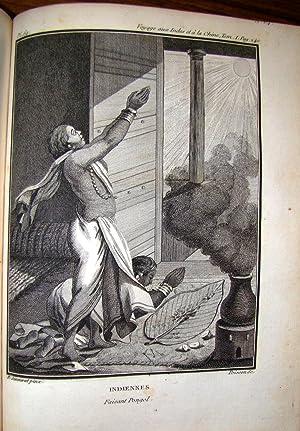 VOYAGE AUX INDES ORIENTALES ET A LA: SONNERAT, M. (Pierre)